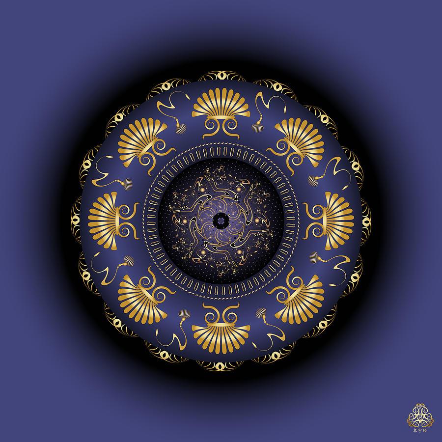 Ornativo Vero Circulus No 4190 Digital Art