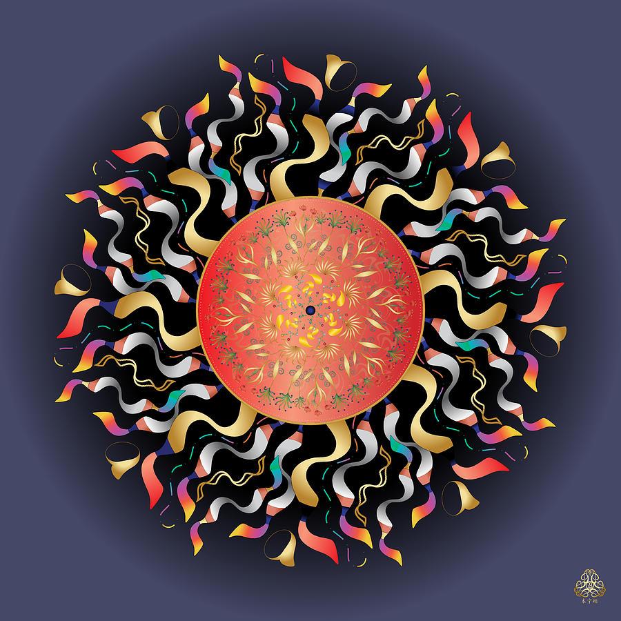 Ornativo Vero Circulus No 4195 Digital Art