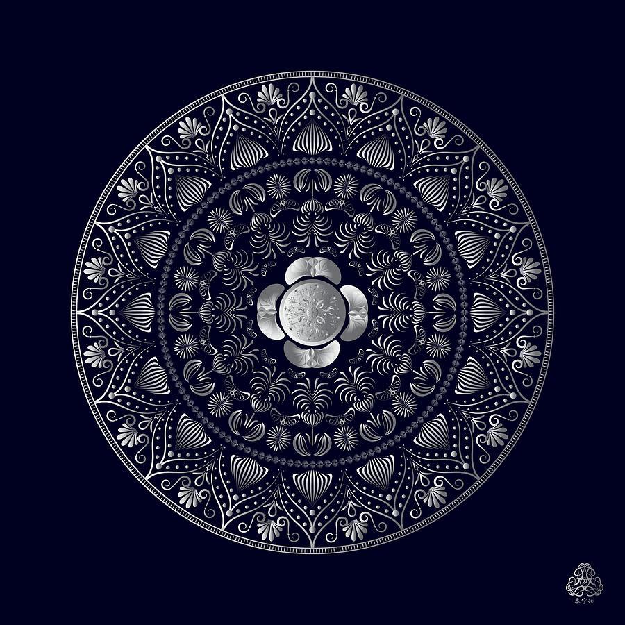Ornativo Vero Circulus No 4200 Digital Art