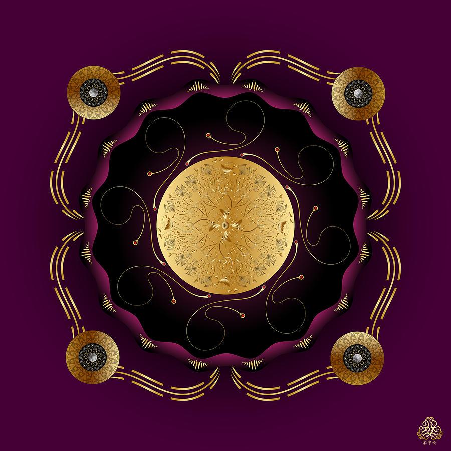 Ornativo Vero Circulus No 4203 Digital Art