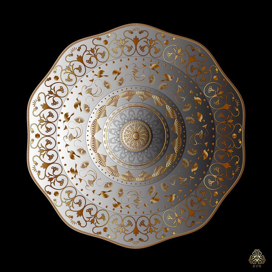 Ornativo Vero Circulus No 4205 Digital Art