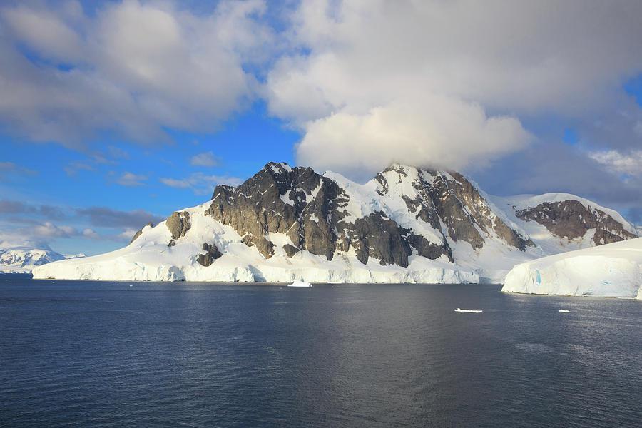 Orne Harbour - Antarctica Photograph