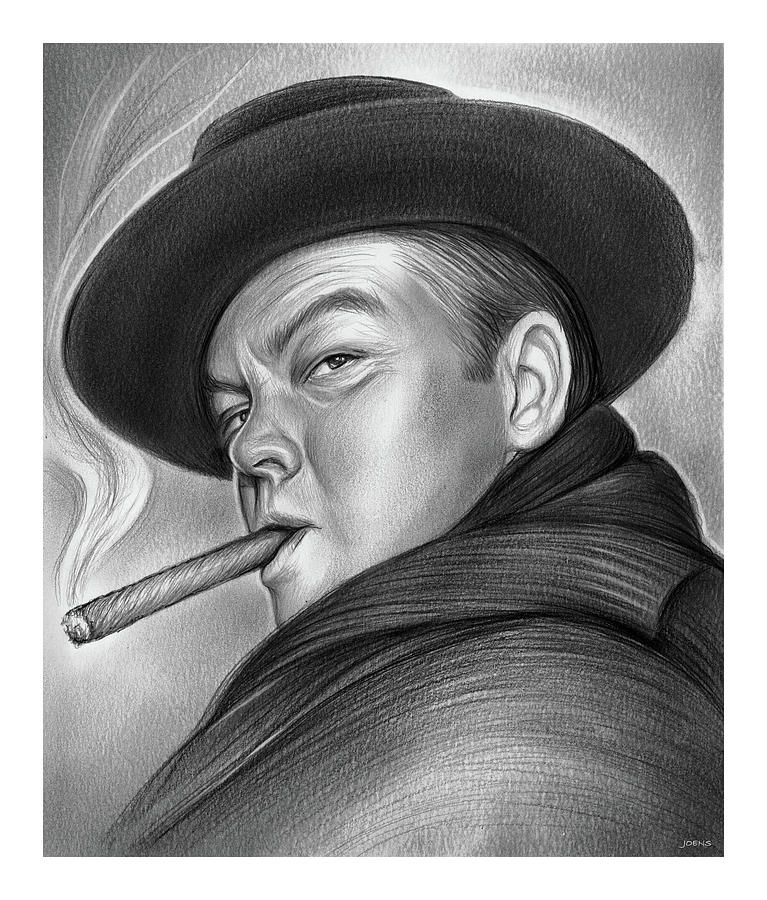 Orson Drawing