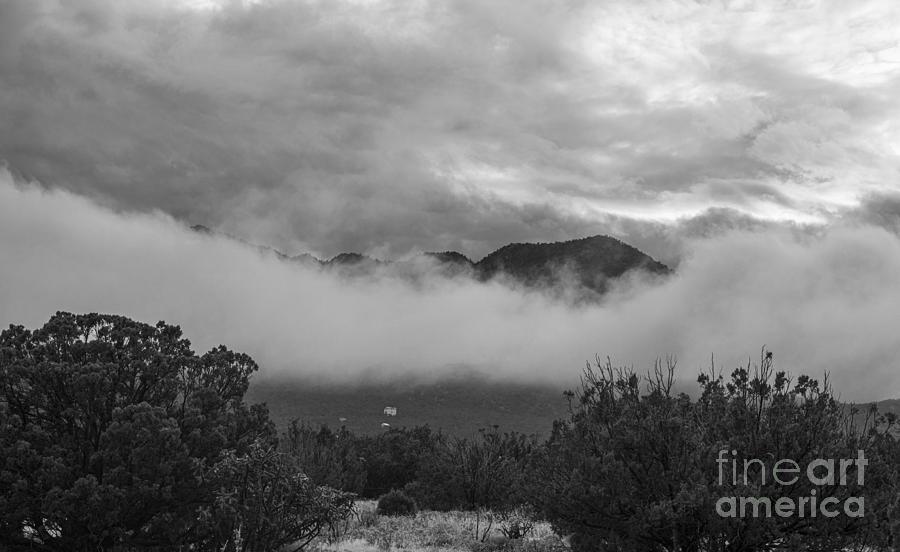 Ortiz in the Clouds by Steven Natanson