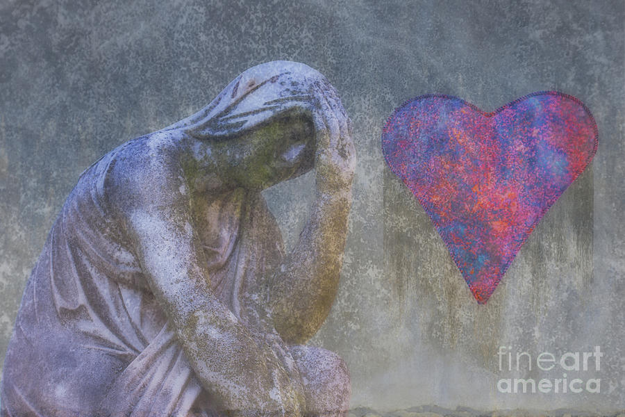 Our Sinful Hearts Digital Art