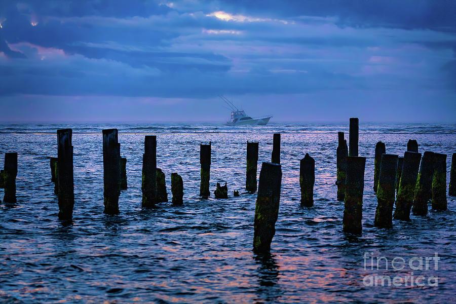 Outer Banks Deep Sea Fishing by Dan Carmichael