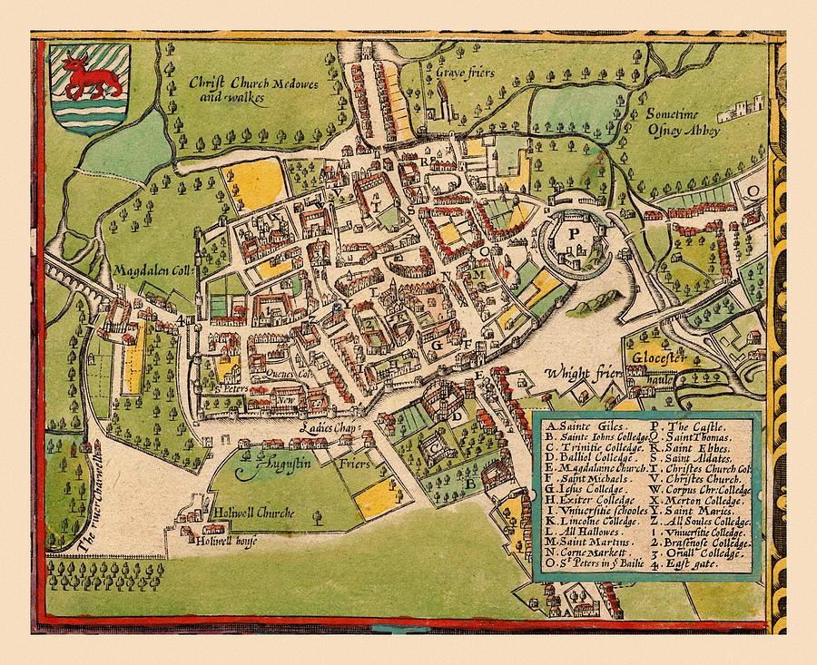 Oxford 1605 Photograph