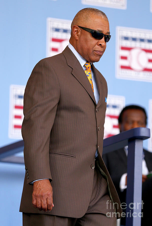 Ozzie Smith Photograph by Elsa