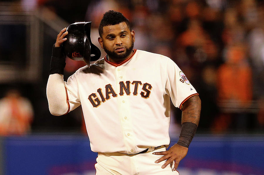 Pablo Sandoval Photograph by Elsa