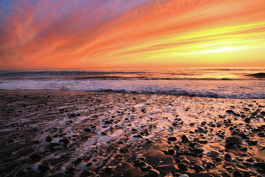 Pacific Sunset Photograph