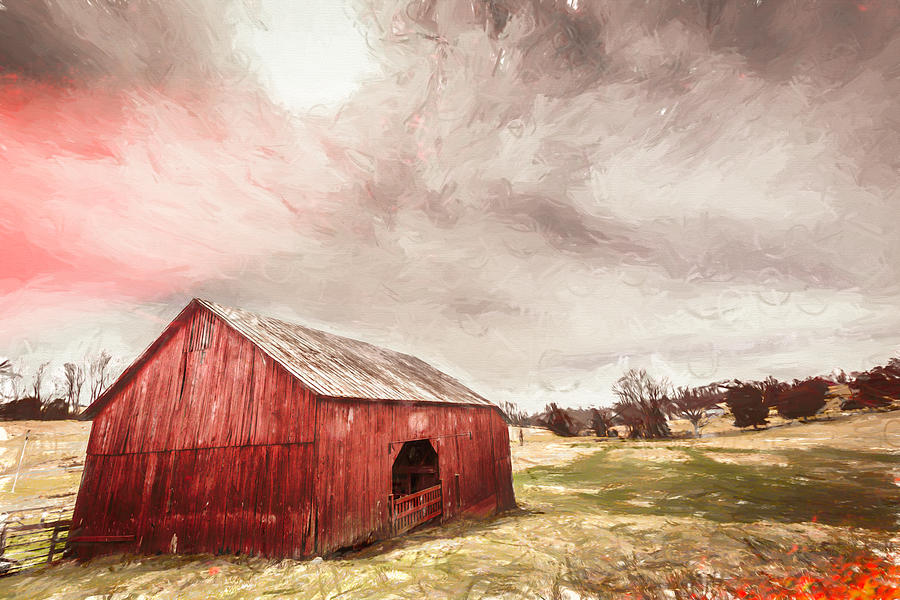 Painted Acres Photograph