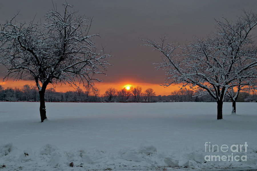 Pairs Sunset by Len Tauro