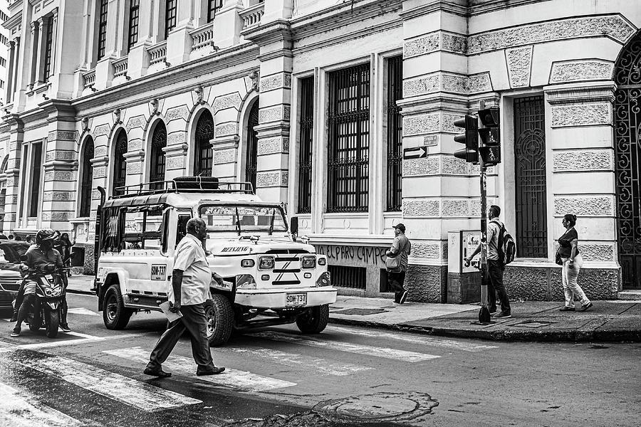Palacio Nacional de Cali Valle del Cauca Colombia by Adam Rainoff
