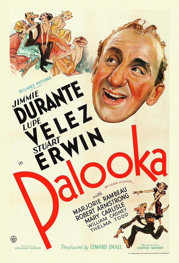 palooka - 1934 Mixed Media