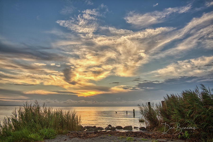Pamlico Morning 2965 Photograph