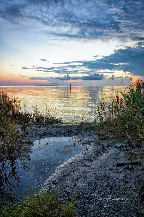 Pamlico Sound Dawn 2728 Photograph