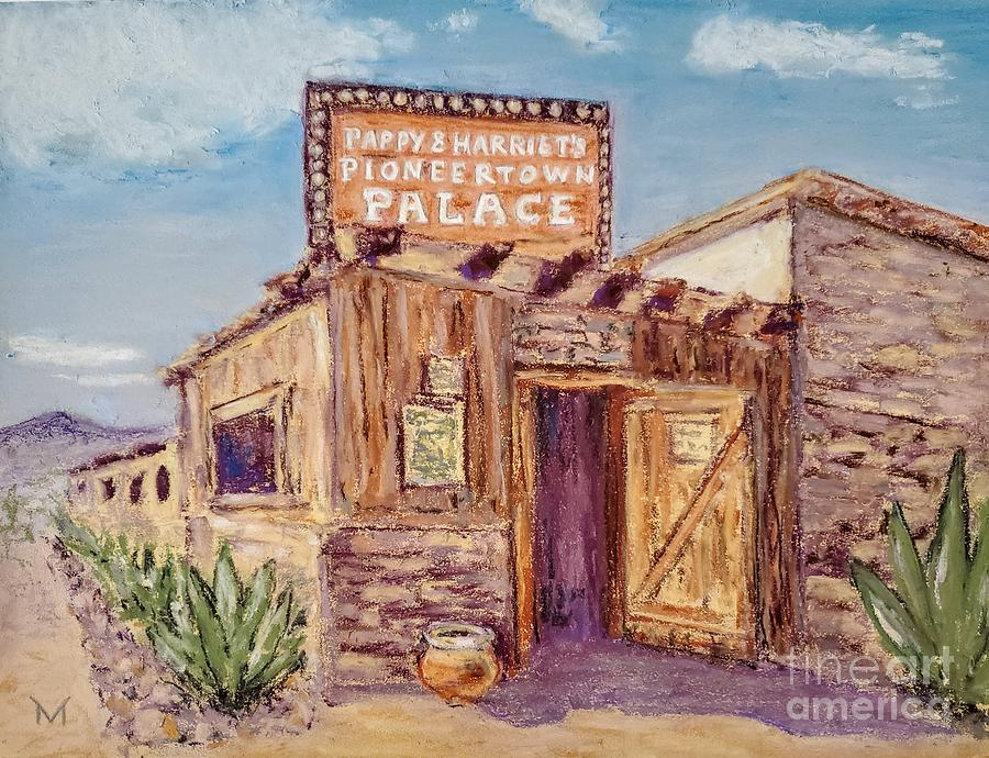 Pappys and Harriets Pioneer Town  by Maria Langgle