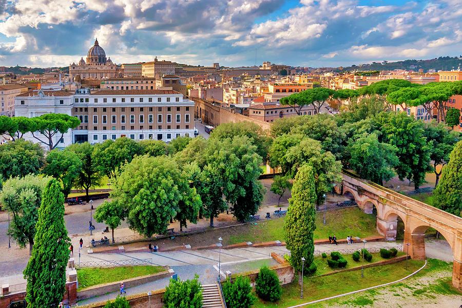 Parco Adriano by Fabrizio Troiani