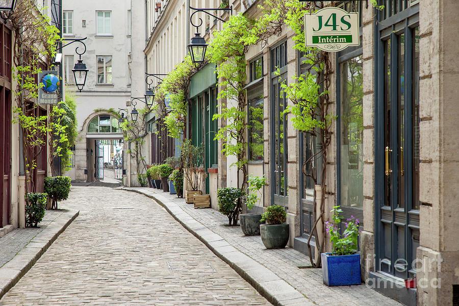 Paris Street View - France Photograph
