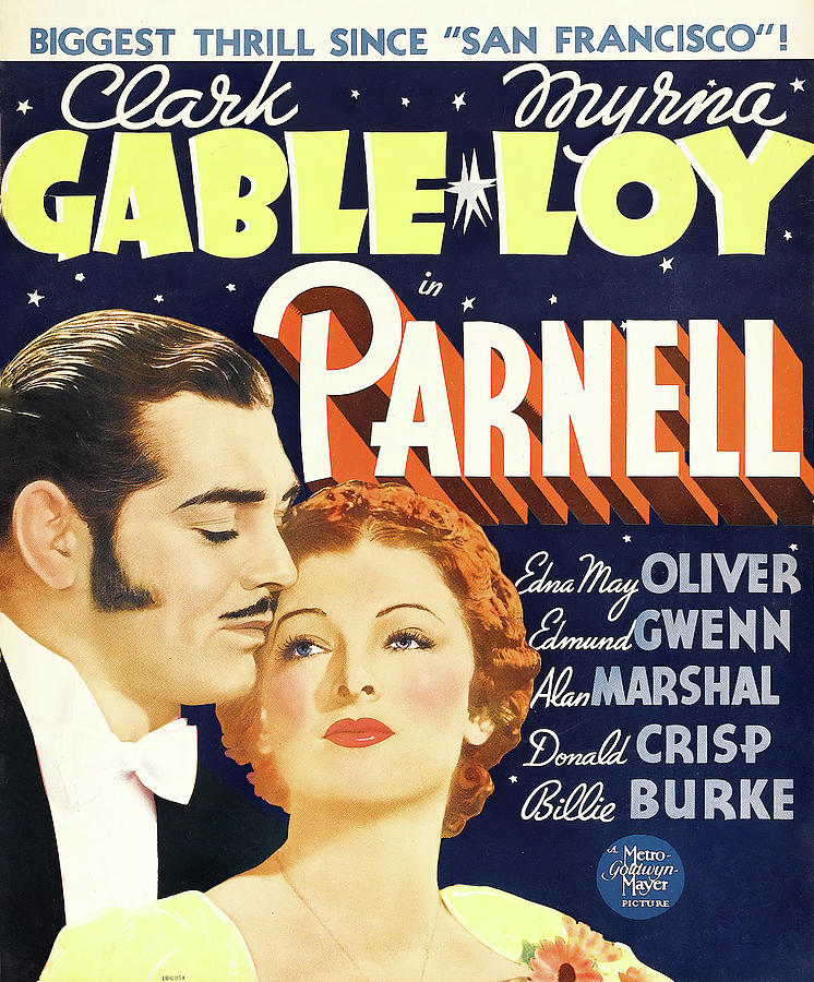 parnell - 1937 Mixed Media