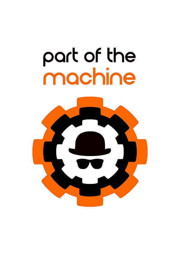 Part of the Machine by Richard Reeve
