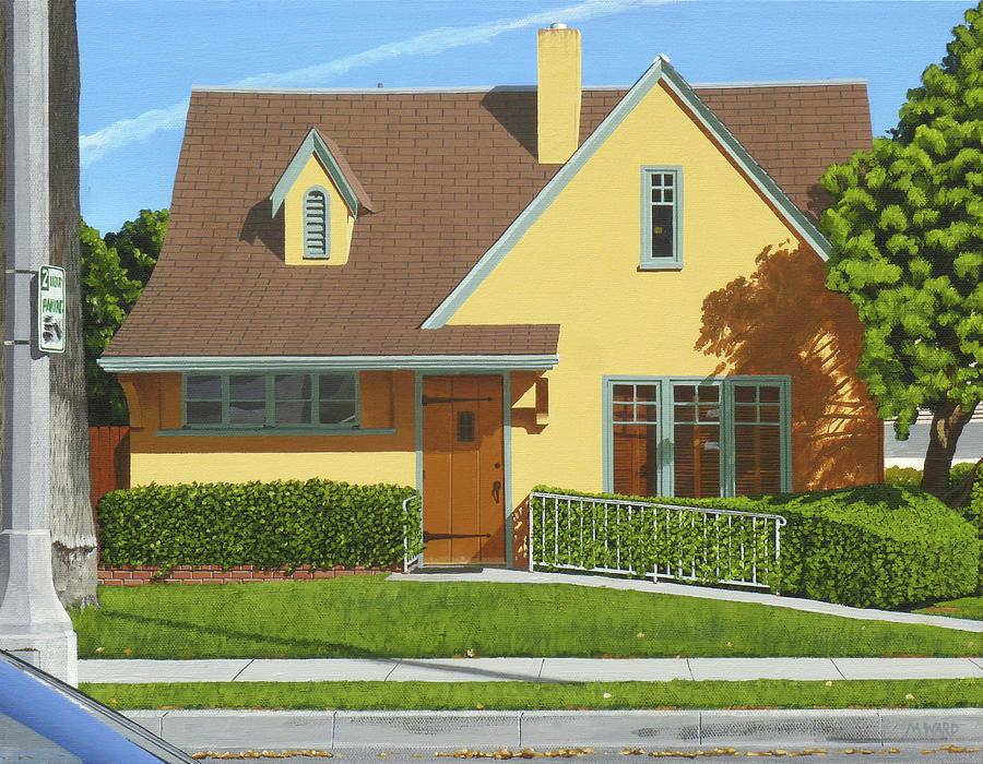 Pasadena House Painting