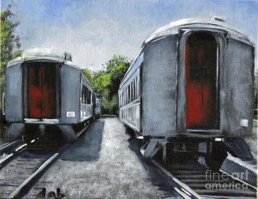 Passenger Cars by D A Brown
