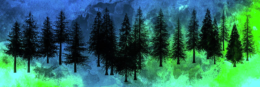 Passion Forest Painting