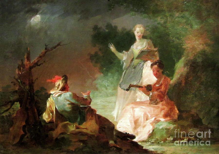 Pastoral Serenade by Franz Anton Maulbertsch