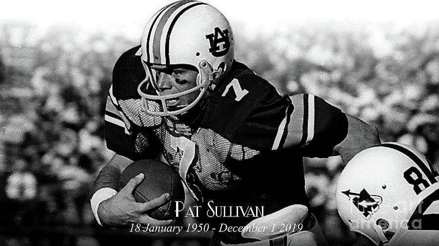 Pat Sullivan - American Football Hero by Doc Braham