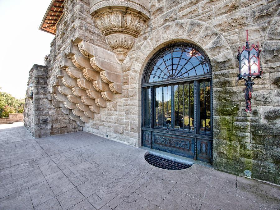Patio Entry Photograph
