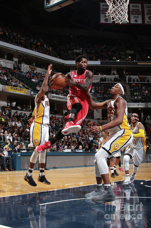 Patrick Beverley Photograph by Ron Hoskins