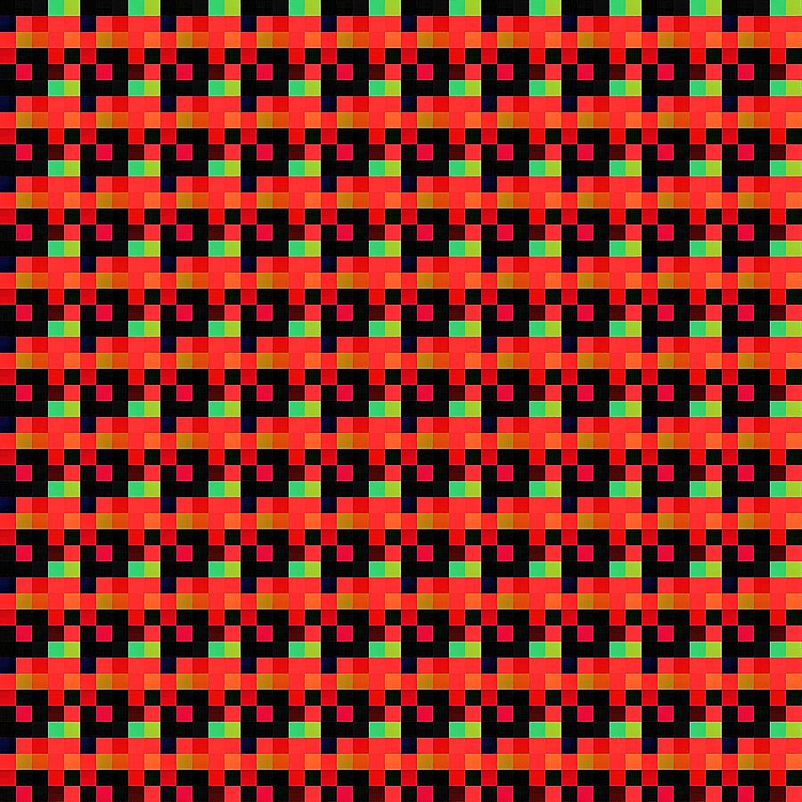 Pattern 553 Digital Art