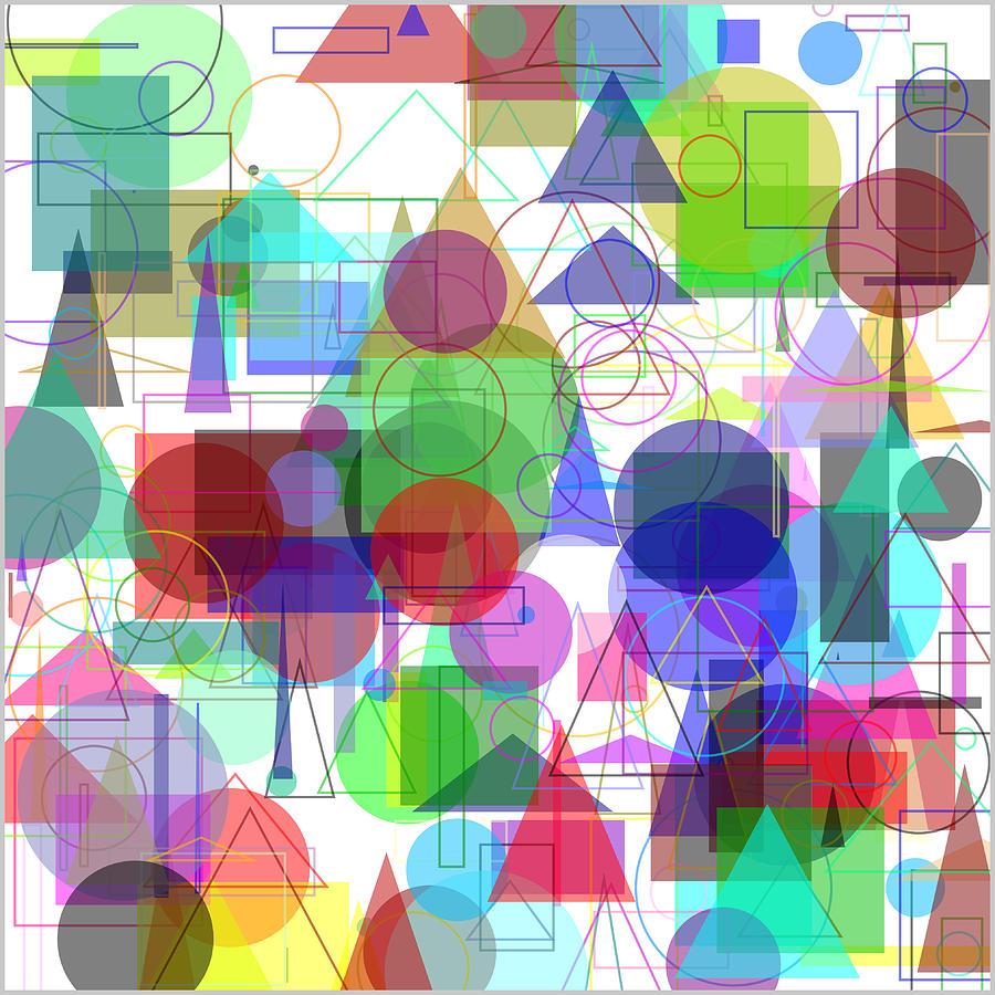 Patterns 3 by Petri Keckman