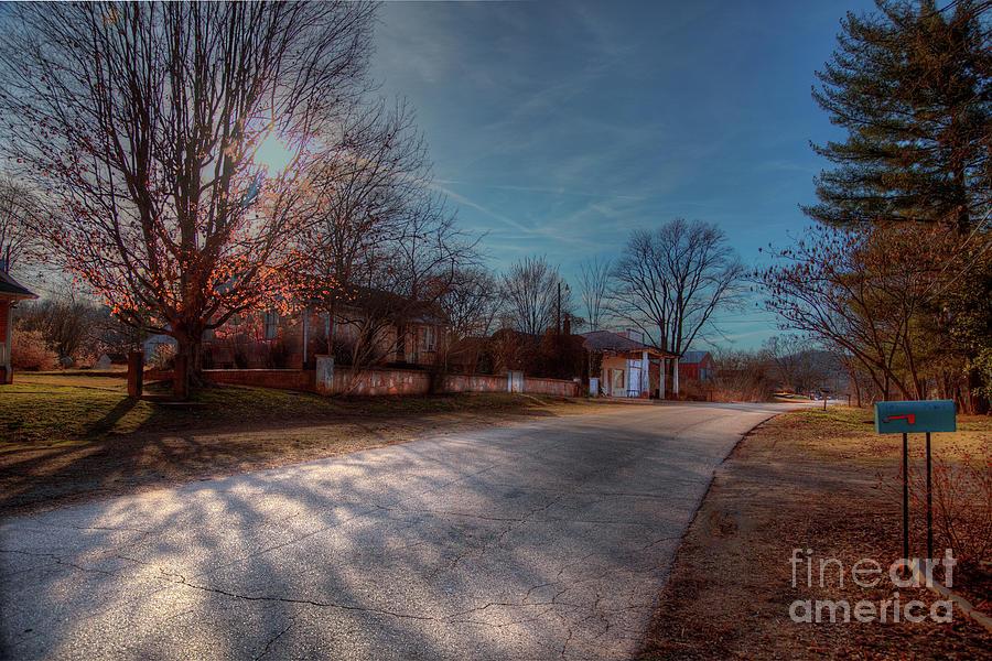 Travel Photograph - Patterson Missouri  by Larry Braun