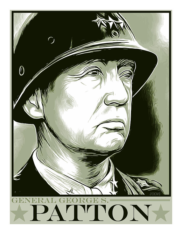 Patton Mixed Media