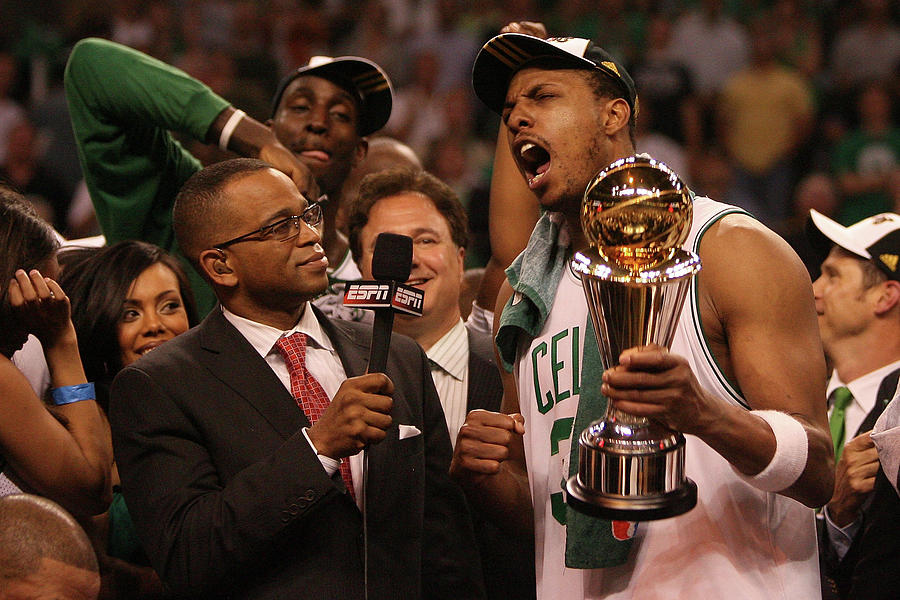 Paul Pierce Photograph by Elsa