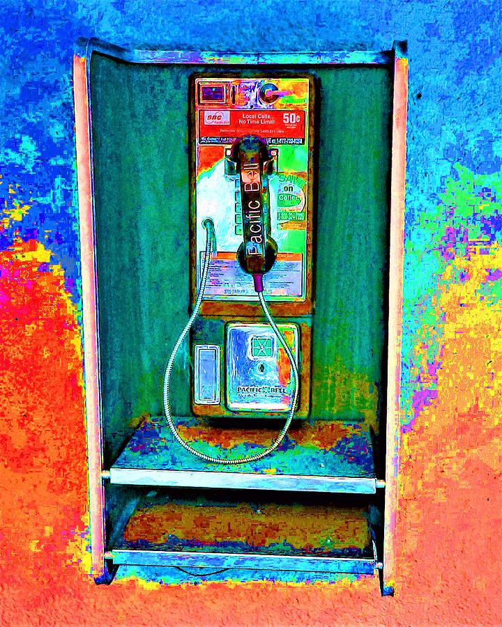 Payphone by Andrew Lawrence