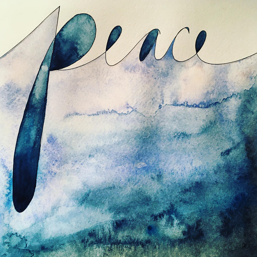Peace by Anna Elkins