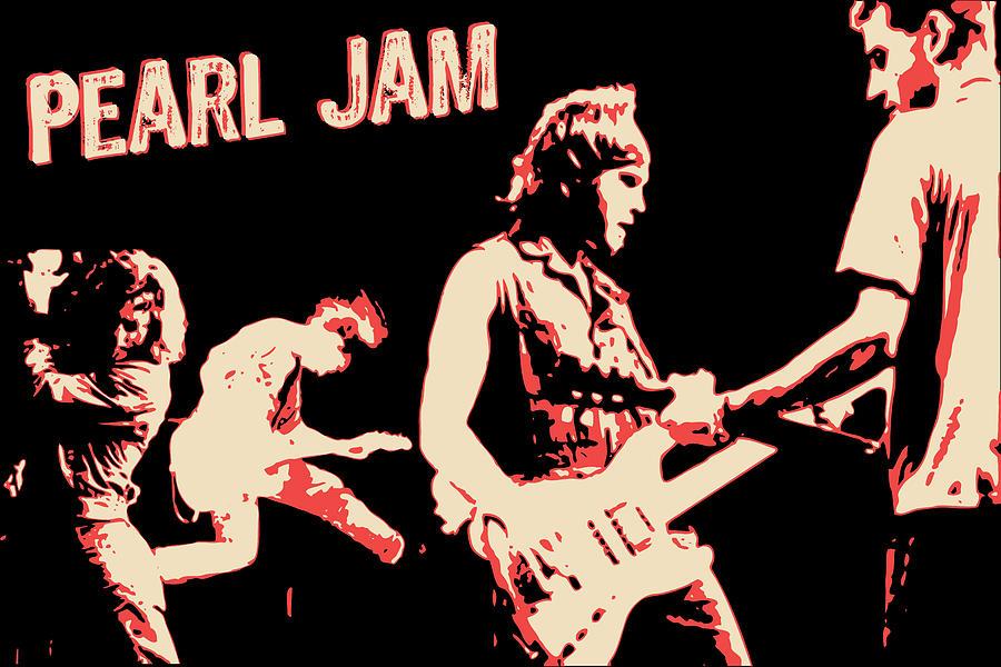 Pearl Jam II by Kevin Putman