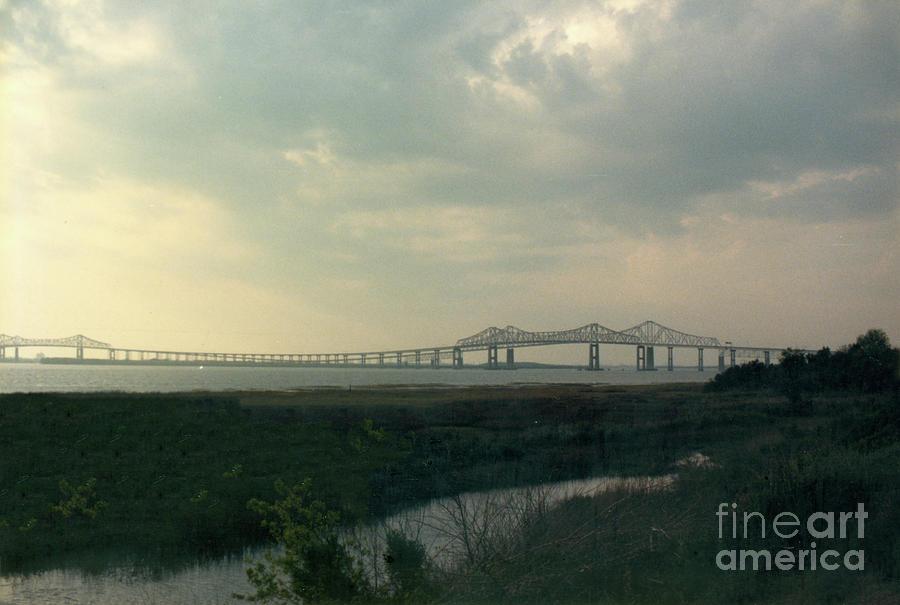 Pearman Bridge - September 1999 Photograph
