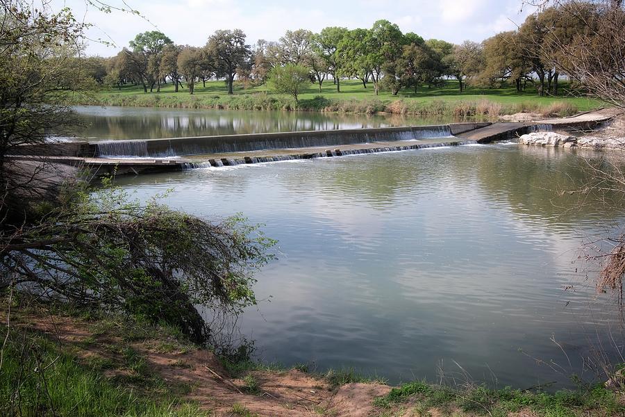 Pedernales River Photograph