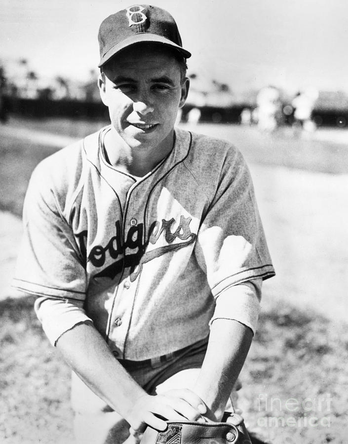 Pee Wee Reese Photograph by National Baseball Hall Of Fame Library