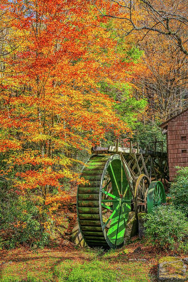 Peg Leg Mine Autumn by Dale R Carlson