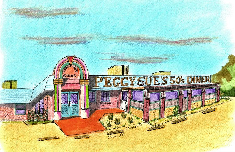 Peggie Sues Drawing