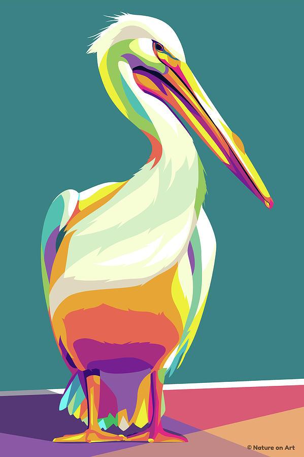 Pelican Digital Art