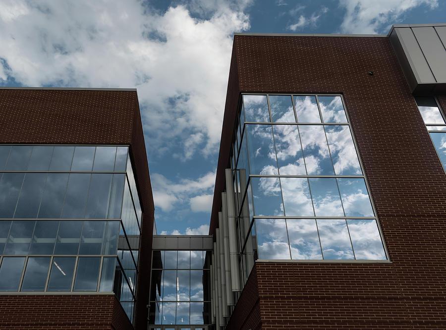 Penn State Im Building Photograph