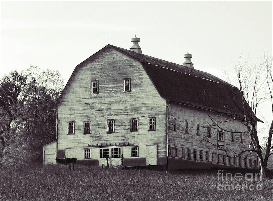 Pennsylvania Barn Photograph