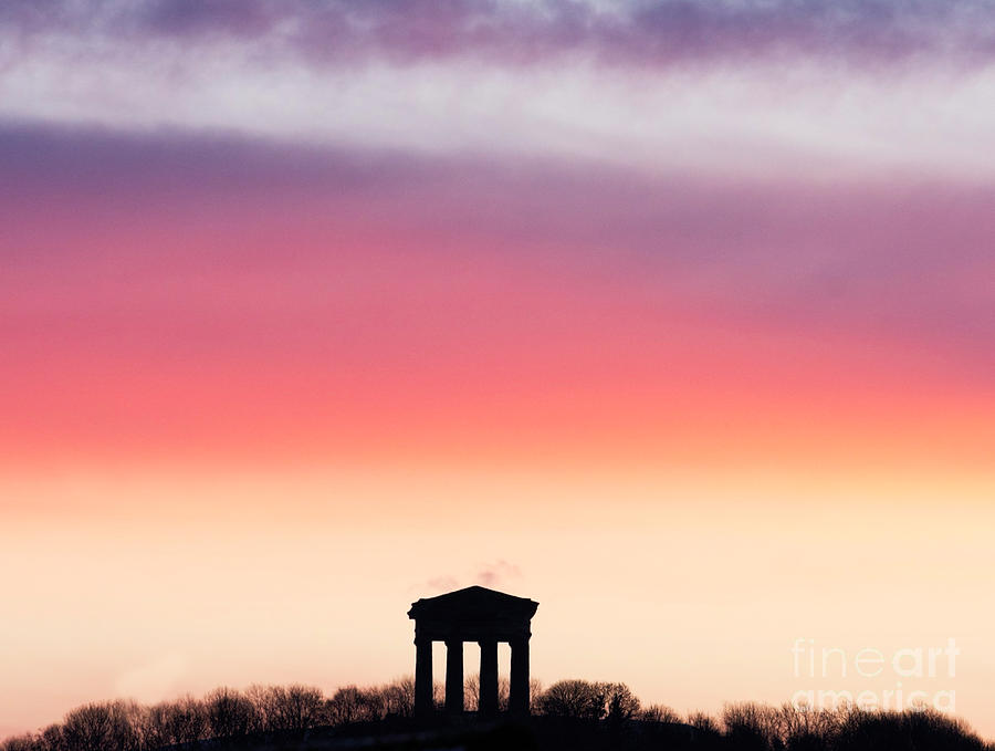 Penshaw Monument Sunrise by Bryan Attewell