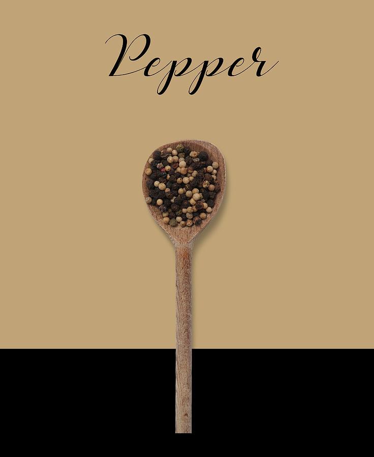 Pepper Photograph
